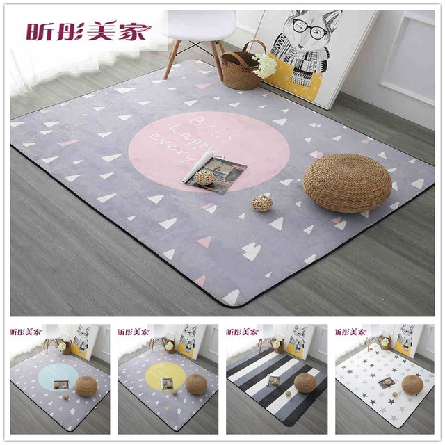 Dreaming Carpet For Sale 120x180cm Thicken Soft Kids Room Play Mat