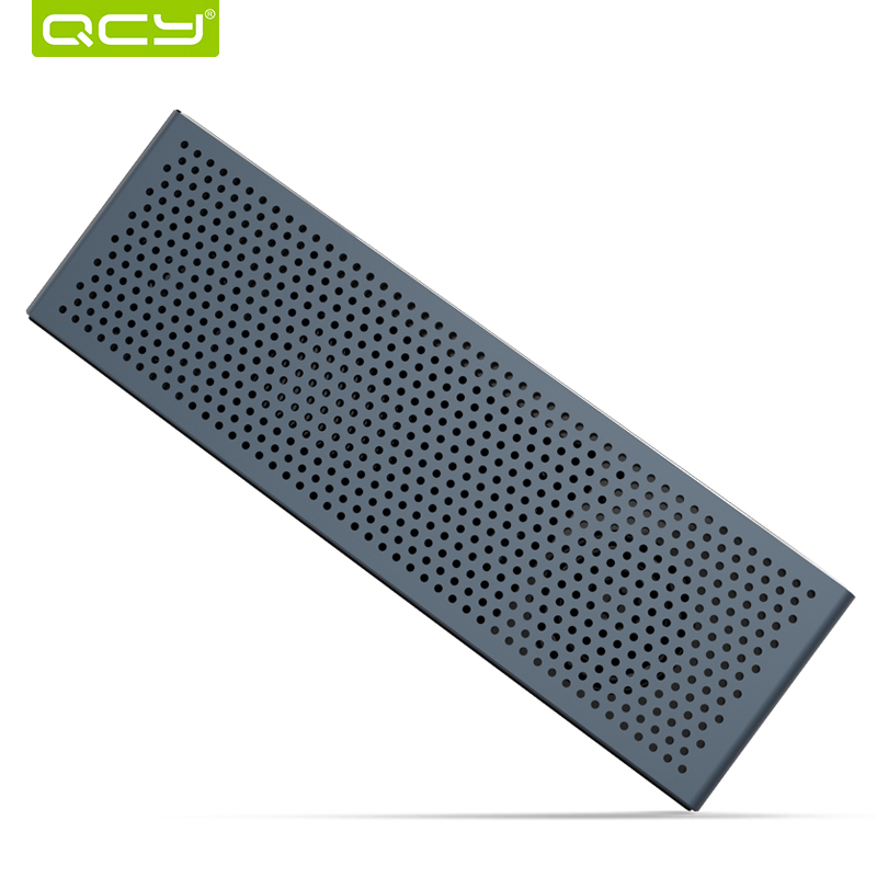 QCY metal M5 mini dinamik bluetooth V4.1 simsiz portativ 3D stereo - Portativ audio və video - Fotoqrafiya 3