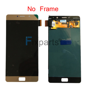 """Image 2 - Amoled LCD For Lenovo P2 P2c72 P2a42 Display Touch Screen Digitizer Panel Assembly Replacement Parts 5.5"""" For Lenovo P2 LCD"""