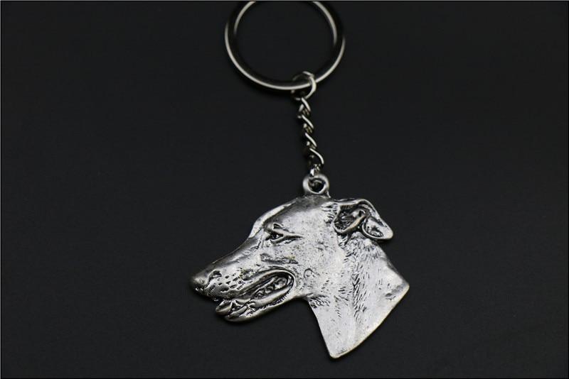 Купить новая мода грейхаунд собака брелок ювелирные изделия популярные