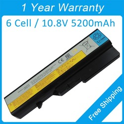 Nowy akumulator do laptopa do lenovo G560G G475L G575GL G575M G770E V370P V470AT V470CA V470P L09C6Y02 L09L6Y02 L09M6Y02