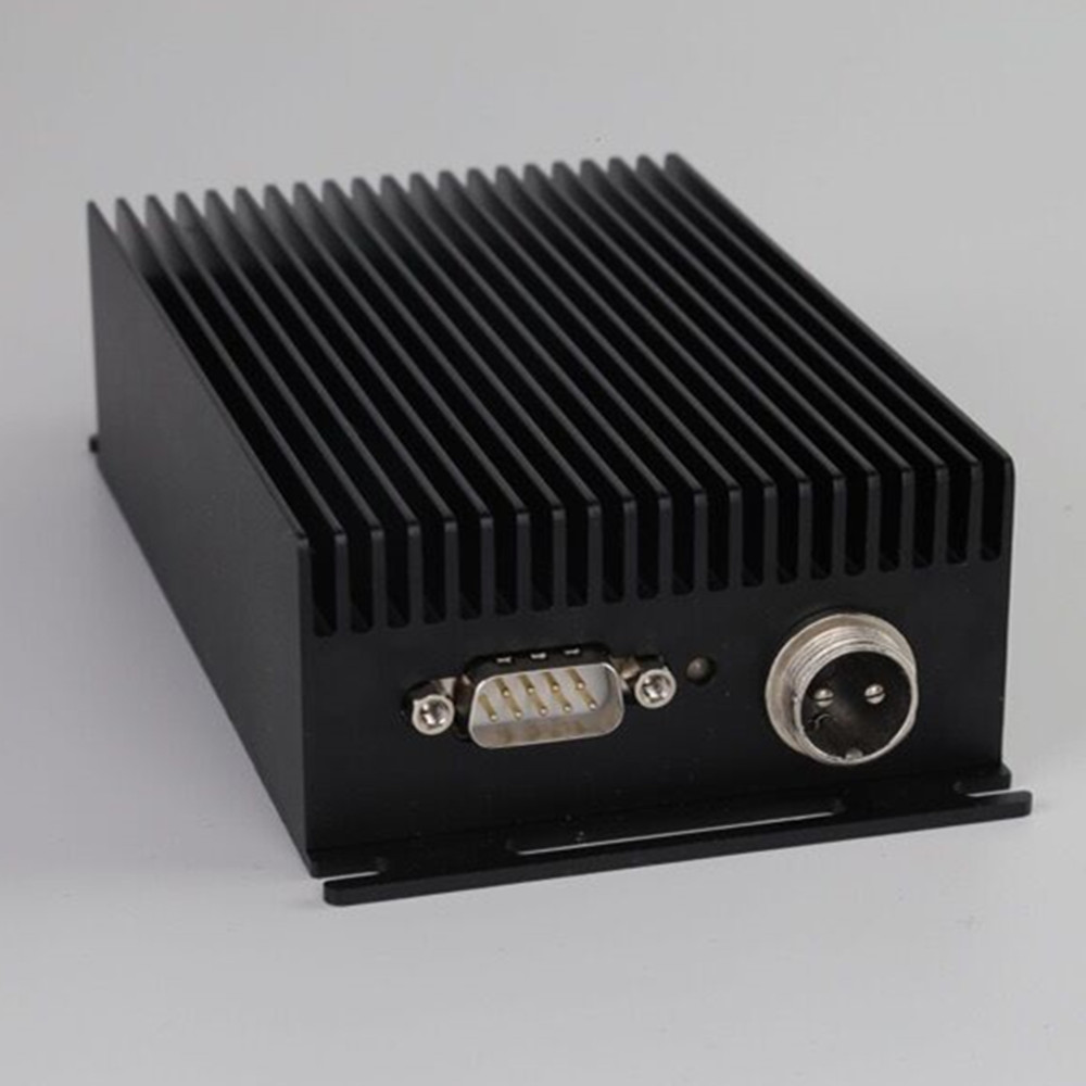 Beautiful 25w 144mhz Vhf 433mhz Uhf Digital Audio Modem Rs232 Digital Voice Modem Rs485 Wireless Pagers 50km Long Range Voice Transmission Communication Equipments
