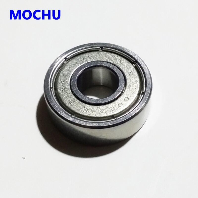 16pcs 8mm Shielded New NMB bearing 608 608z 608zz Ball Bearings 8x22x7 Kick Scooter Skateboards Roller Blade Inline Skating