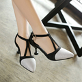 Hot Fashion Summer Pumps Sexy Big Size Women Shoes,High Heels 6.5 CM Party Wedding Summer Women Pointed Toe Female Ladies Shoes