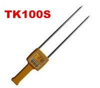 TK100S לחות Analyzer Tester Meter מזון דיגיטלי נייד עבור תירס אורז חיטה קמח חיטה ושעועית תבואה 10% הנחה