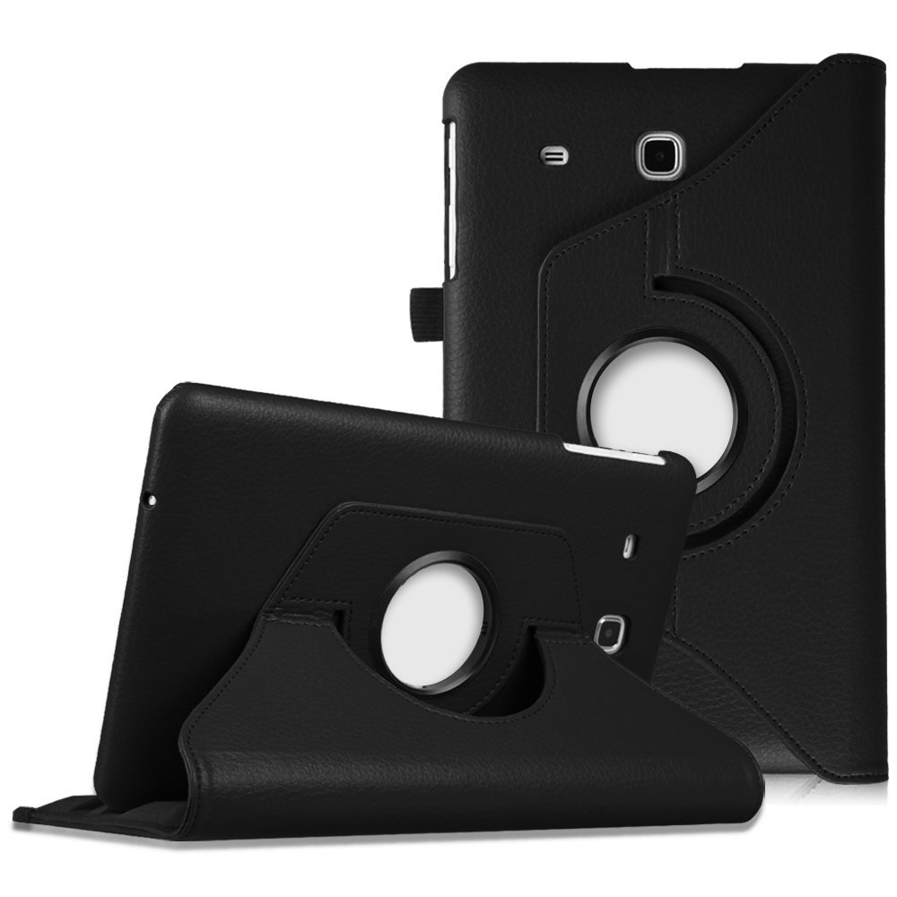 360 Rotating Case Cover For Samsung Galaxy Tab E 9.6 SM-T560 T561 PU Leather Stand Smart Case Cover For Galaxy Tab E 9.6 Case360 Rotating Case Cover For Samsung Galaxy Tab E 9.6 SM-T560 T561 PU Leather Stand Smart Case Cover For Galaxy Tab E 9.6 Case