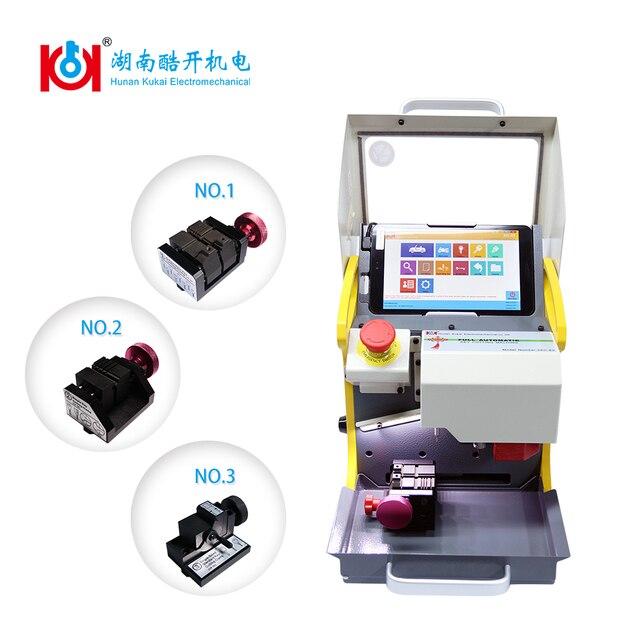 High Security Key Cutting Machine Professional Free Upgrade Sec E9