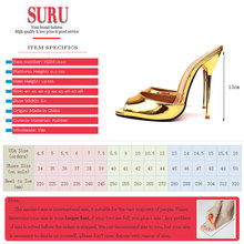 Big plus size sandals 12 colors 5 inches heels EU to 48 size