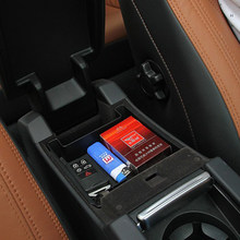 Estilo do carro, caixa de armazenamento para apoio de braço abs, recipiente para volvo xc60 v60 s60 2012 2013 2014 2015, acessórios automotivos