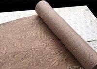 L 2 5Meters Width 60mm Thickness 0 25 0 3mm Technology Wood Veneer Brown Cat Eye
