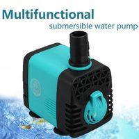 10/15/25/40/55W 110V Multifunction Waterproof Brushless Pump Mini Submersible Water Pump Aquarium Fish Tank Fountain Hydroponic