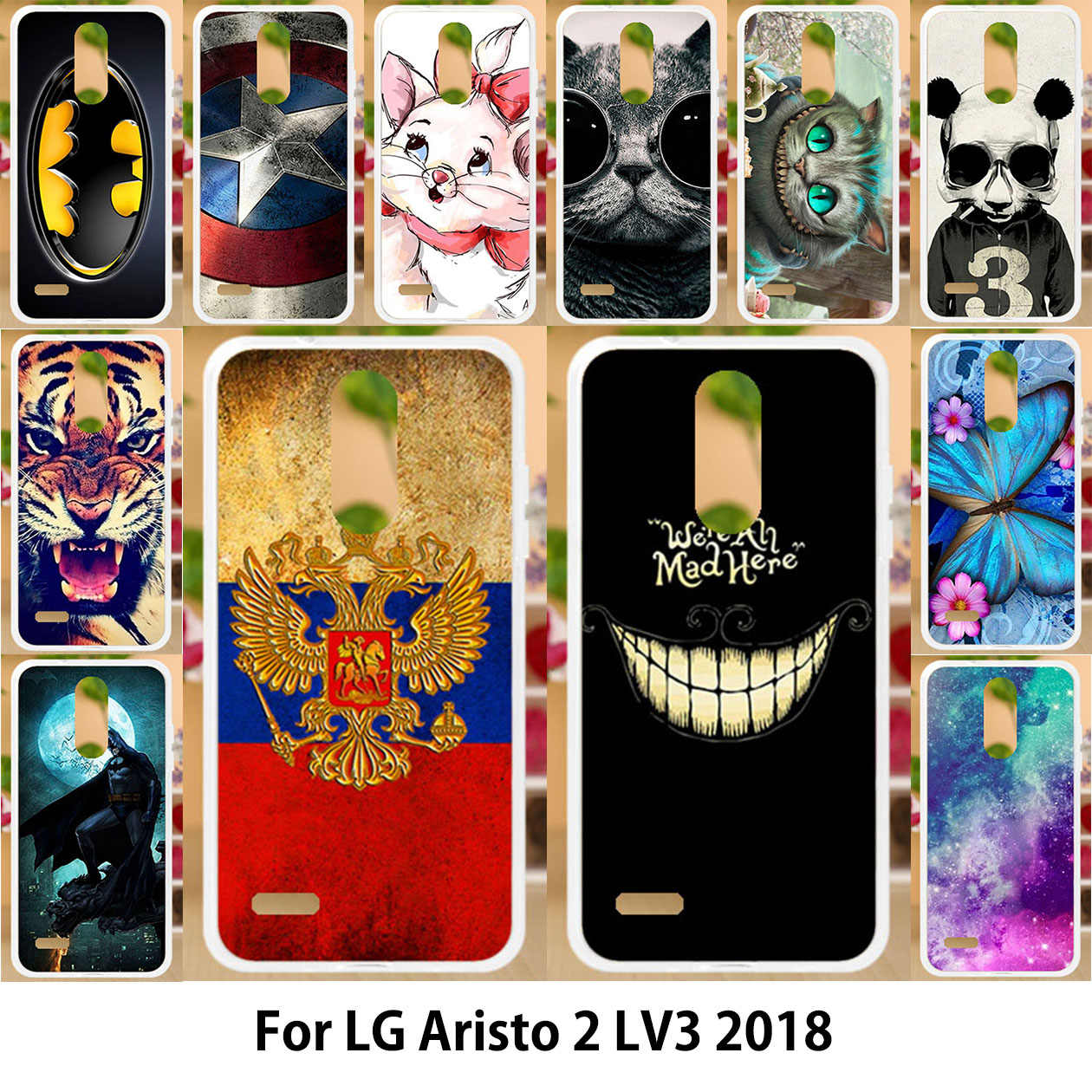 Detail Feedback Questions about Anunob For LG Aristo 2 Case