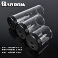 Barrow 90 130 210mm Cylinder Water Tank Extension Tank For D5 MCP655 Series Pump Extending Use