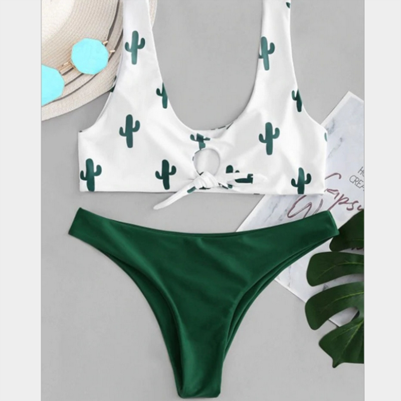 Print bikini 8