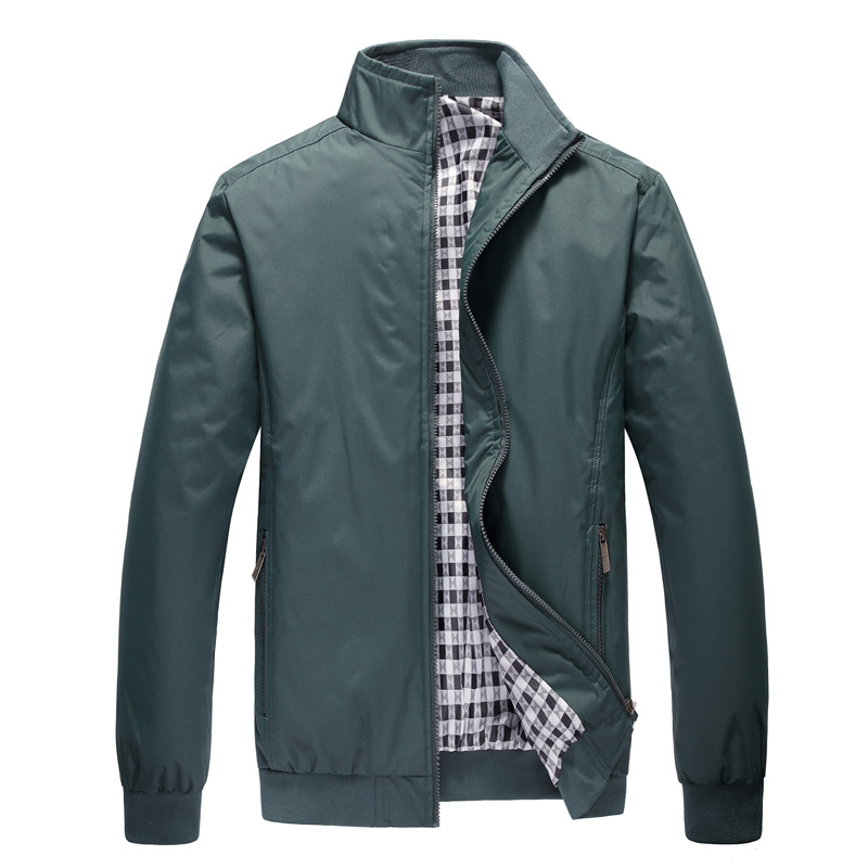 Covrlge Men's Jackets Plus Size 3XL 2019 Men's New Casual Jacket High Quality Spring Regular Slim Coat Dropshipping MWJ682