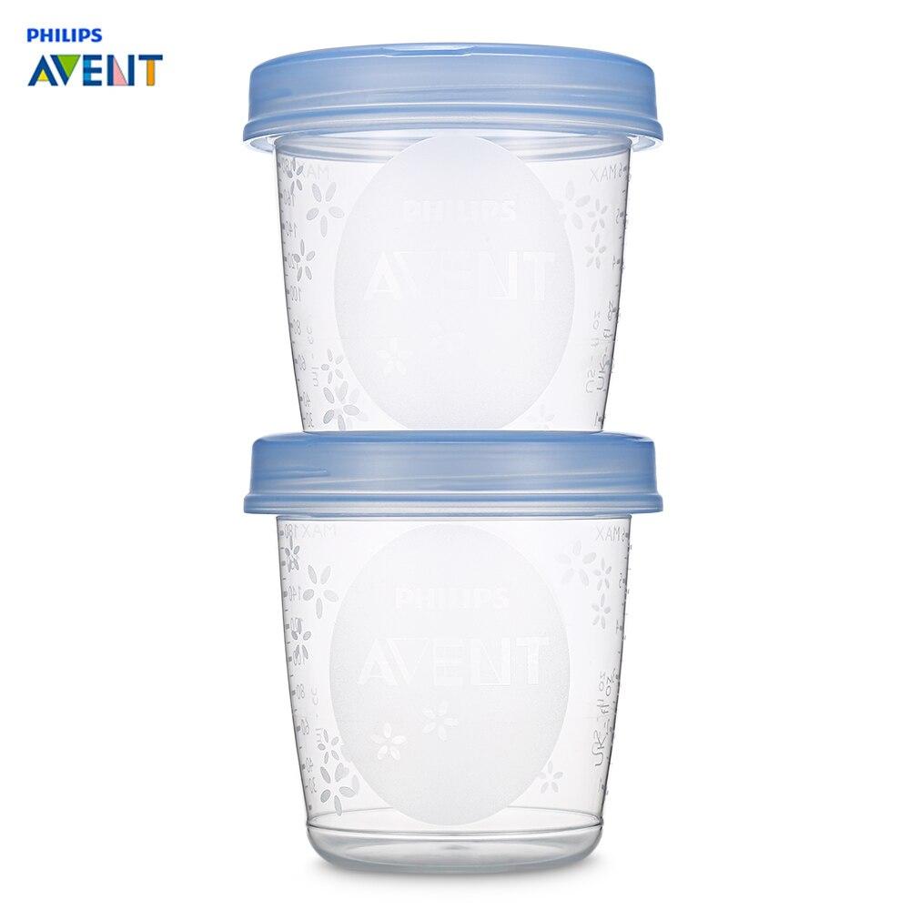 Philips Avent Tragbare Milch Pulver Formel Bpa Frei Pp Material 240 Ml Spender 3 Schraube-auf Container Baby Infant Fütterung Box Aufbewahrung Von Säuglingsmilchmischungen Fütterung