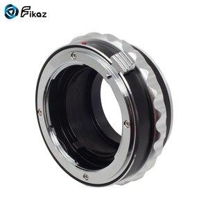 Image 5 - Fikaz AI (G)  FX עדשת מתאם טבעת עבור ניקון AI G עדשה כדי Fujifilm X הר X Pro1 X M1 X E1 X E2 X T1 X100 x10T מצלמה