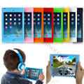 Children Kids Gel Soft Silicone Shock Proof Case Stand Cover Protector for iPad Mini 1/2/3 Retina Candy Color