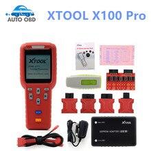 Бесплатный DHL Оригинал Xtool X100 PRO Auto Key Программист Обновление Онлайн X100 + Обновленная Версия X100 Программист Х-100 + Ключевые программист