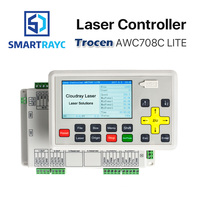 Smartrayc Trocen Anywells AWC708C LITE Co2 Laser Controller System for Laser Engraving and Cutting Machine Replace AWC608C