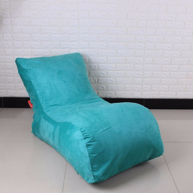 Solid Color Bean Bag Chair Shell