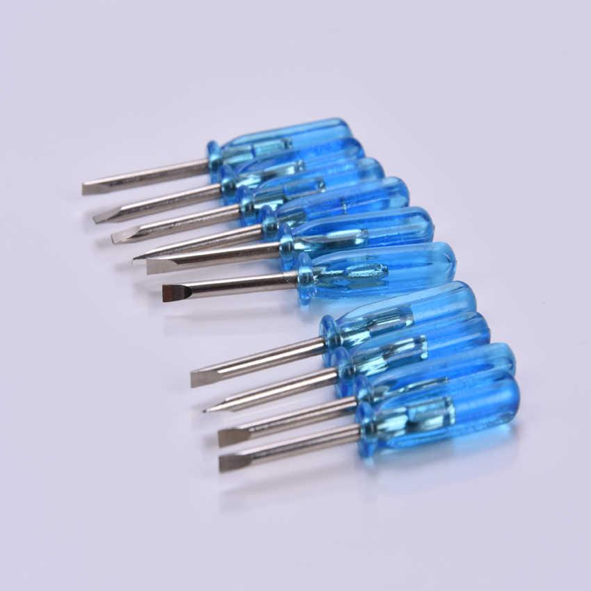 Оптовая продажа 1 шт. 2,0 ММ отвертка с прорезями отвертка Ремонт разборка инструмент для мобильного телефона