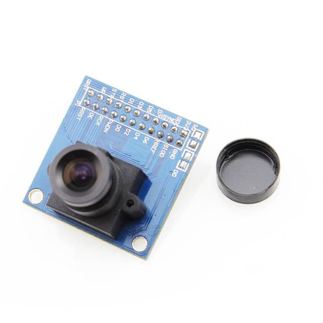 Elecrow High Quality OV7670 Camera Module With FIFO 300KP VGA Display  Active Size 640X480 for Arduino DIY Kit Free Shipping