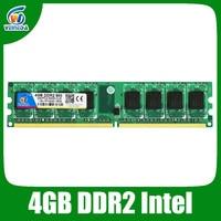 Veineda New DDR2 800 Mhz PC2 6400 16gb 4x4gb Memoria Ram for Desktop ram Compatible Intel and AMD Mobo