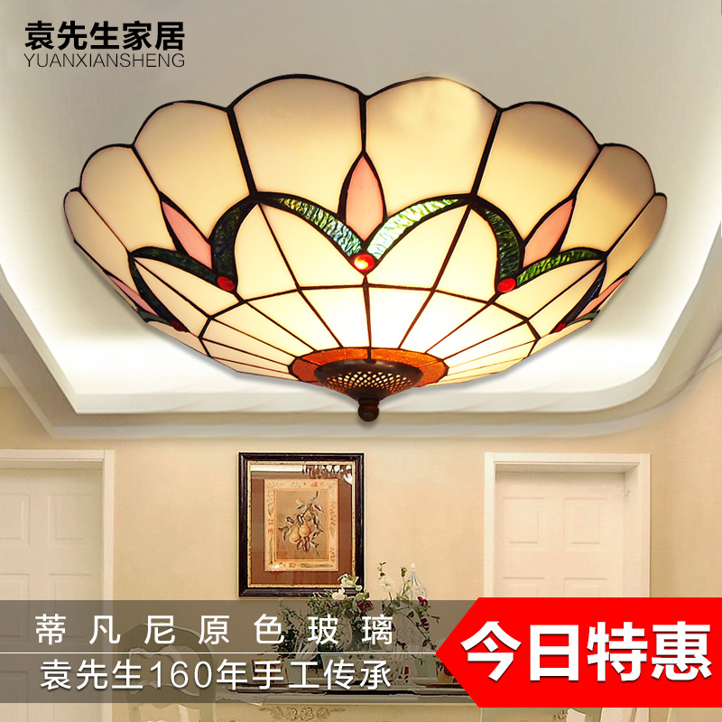 ФОТО Fashion brief modern glass warhead ceiling light energy saving lamp balcony