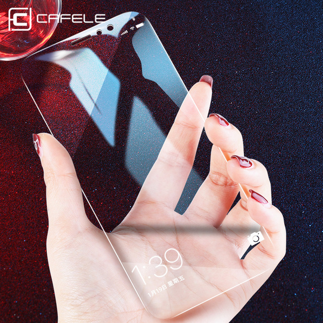 CAFELE HD Clear Screen Protector for huawei mate 9 0.3 mm 2.5D...
