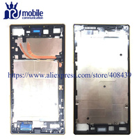 New Z5 Premium Front Middle Frame for Sony Xperia Z5 Premium E6853 Dual E6833 E6883 Mid Plate Metal Bezel Housing Cover
