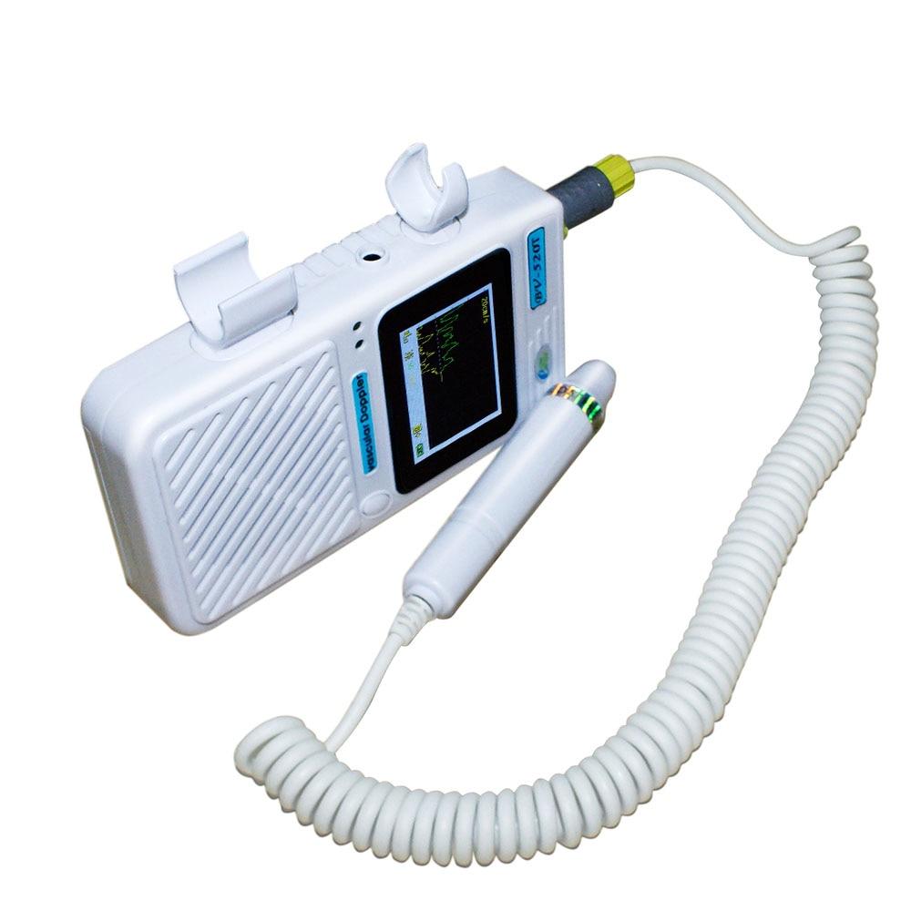 Bidirection Damar Doppler LCD Ekran Qan axını dərəcəsi BV520T - Səhiyyə - Fotoqrafiya 2