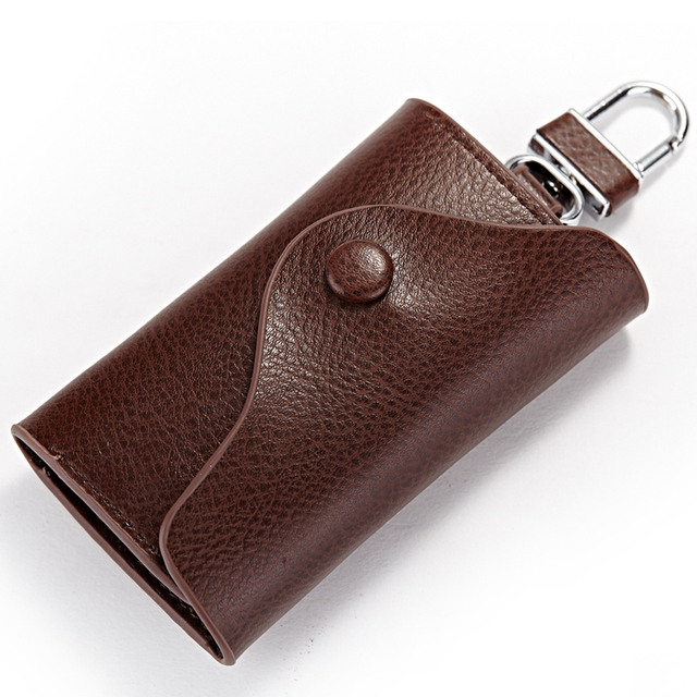 free shipping new fashion brand unisex keys wallets key bag purse 100% genuine cow leather 100% in-kind shooting wholesale price