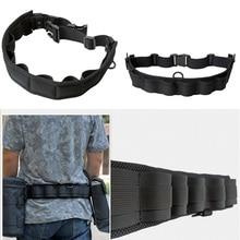 Cinturón de utilidad ligero ajustable para fotógrafos, cinturón multifuncional con Clip para la cintura, soporte para cámara de fotos