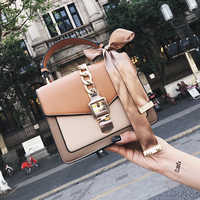 Sacchetto Del Messaggero di Modo delle donne per Le Donne Mini Piazza Borsa A Tracolla Messenger Bag Femminile Frizione Del Raccoglitore Del Progettista Della Borsa