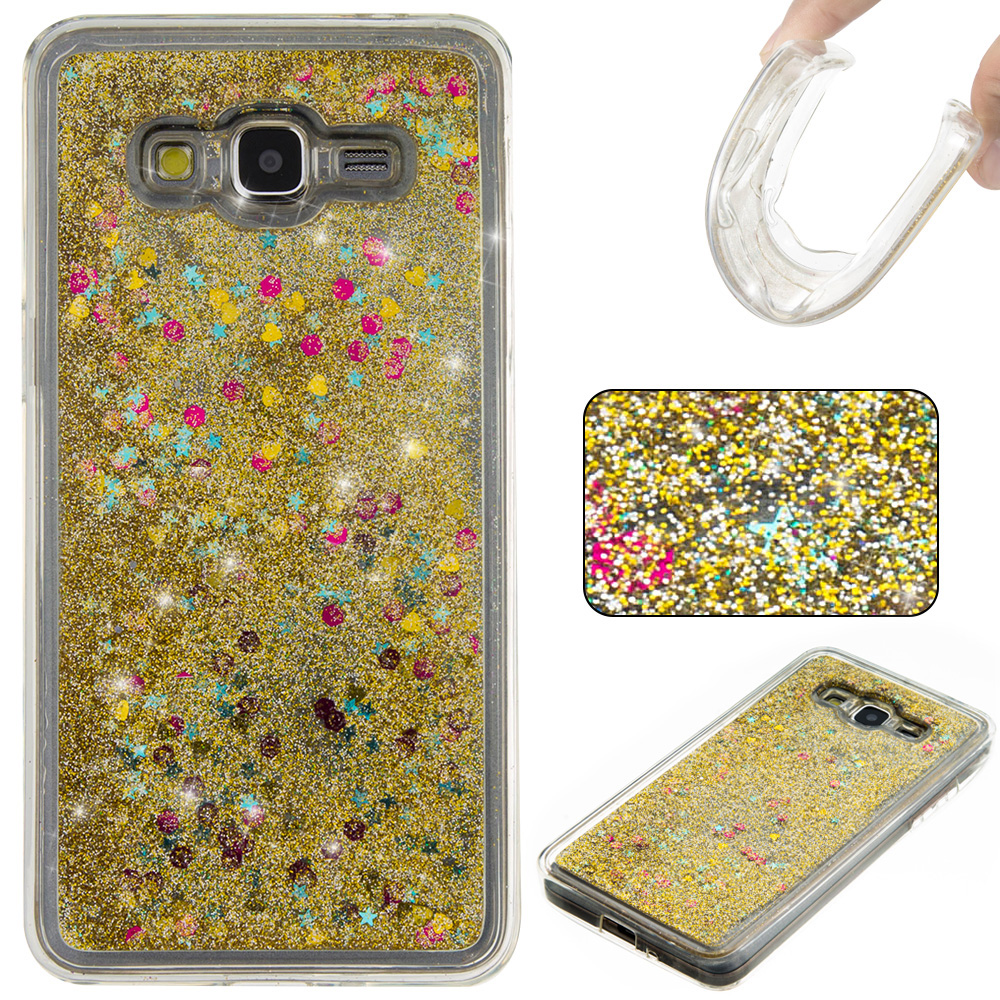 sports shoes 09c53 fb83d US $3.99 |for Samsung Grand Prime Case Glitter Dynamic Liquid Quicksand  Star Silicon Cover for Samsung Galaxy Grand Prime G530 G530H G530W on ...