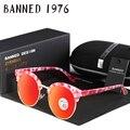 Venta caliente 2016 de alta calidad de Gran madre de la perla de las mujeres gafas de sol polarizadas de conducción gafas de sol del envío de señora eyewear