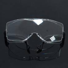 Safety Glasses Windproof Protective Glasses Working Eyeswear Transparent Lenses