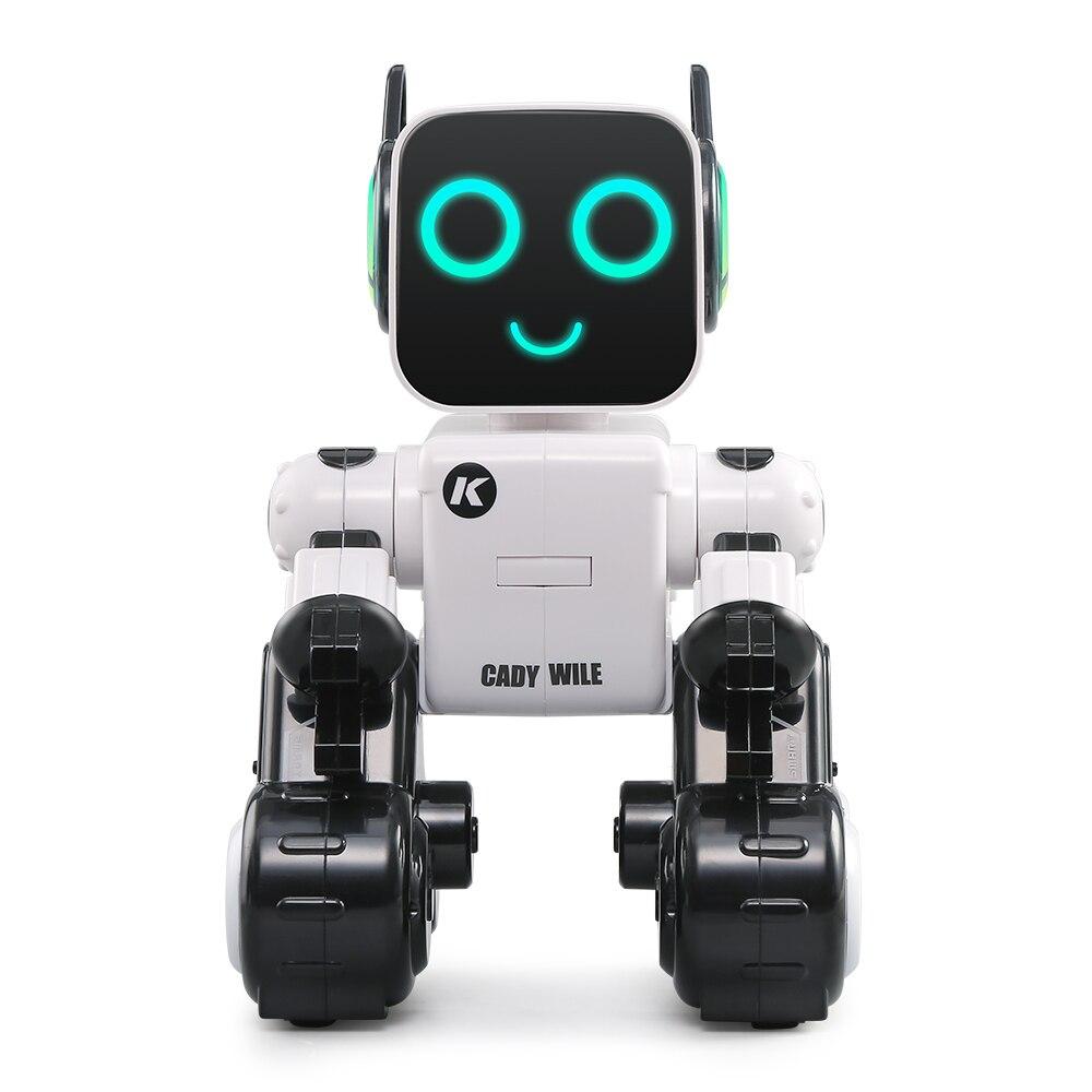JJRC R4 mignon Robot RC avec tirelire commande vocale Robot Intelligent télécommande geste contrôle enfants cadeaux