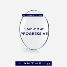 1.56 1.61 1.67 (AGGIUNGERE + 0.75 ~ + 3.00) lenti Multifocali Progressive Prescrizione Miopia Ipermetropia Resistenza a Breve Medio di Gran Lunga Lente