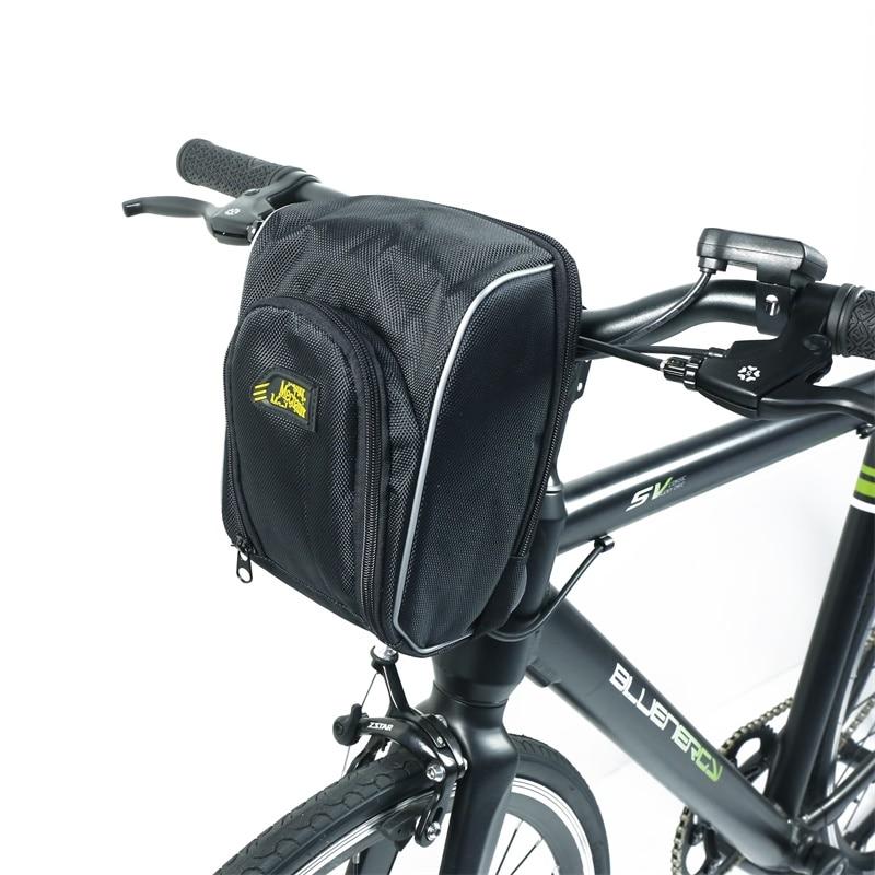 Waterproof Electric Bicycle Controller Bag Bike E-Bike Conversion Accessory