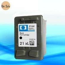 Картридж для HP 21 Для HP21 C9351A Черный качество картриджи для HP D2330/D2360/D2460/F310/факс 1250 Принтер