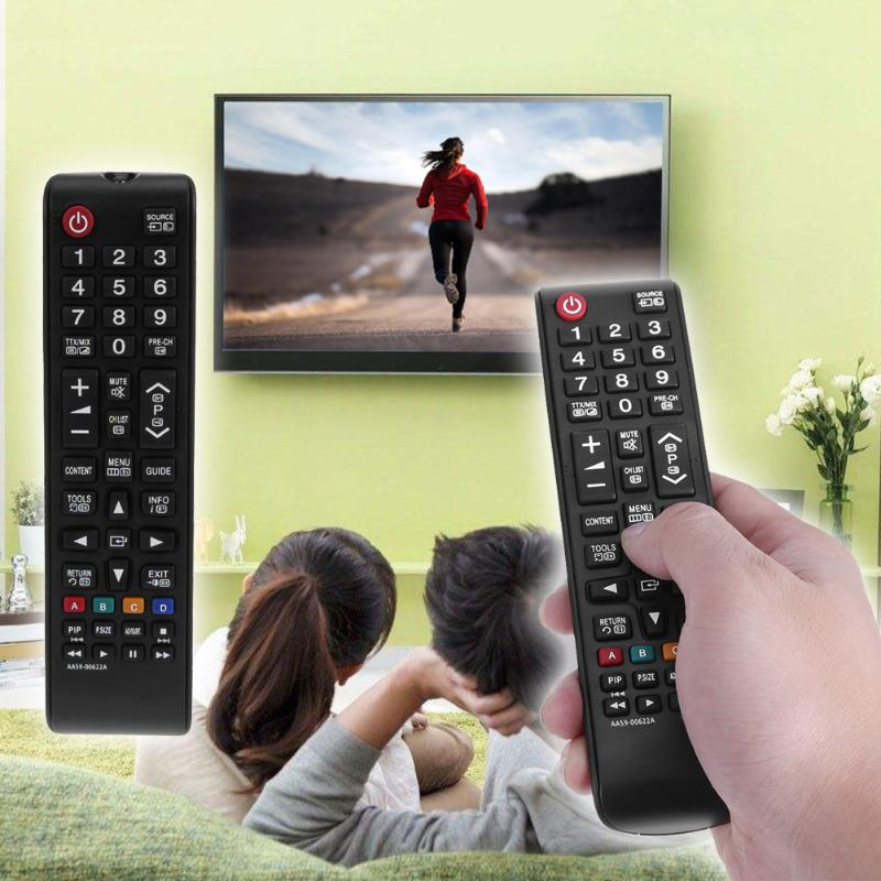 ALLOYSEED ReplaceTV Remote control Smart Television Remote Controller for Samsung AA59-00714A AA59-00622A