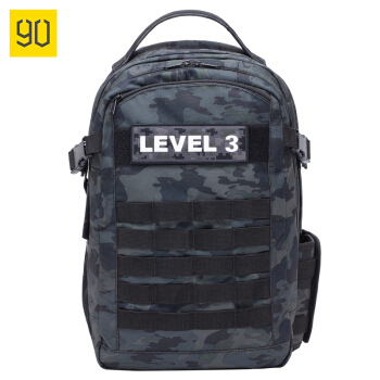 xiaomi 90fen Tactical Backpack Military Backpack Waterproof Army Rucksack Outdoor Sports Camping Hiking Fishing Hunting 26L Bag