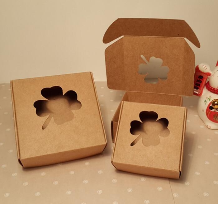 Popular Cardboard Window Gift Boxes-Buy Cheap Cardboard Window ...