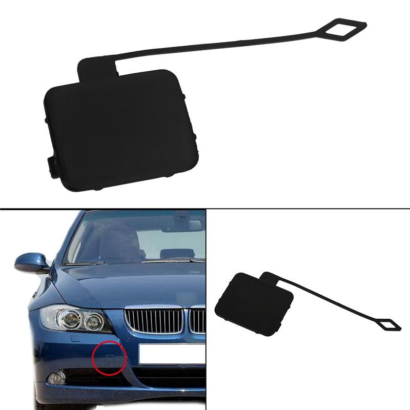Warranty Genuine BMW E36 318i 325i 328i Sedan Rear Tow Hook Cover Light Gray