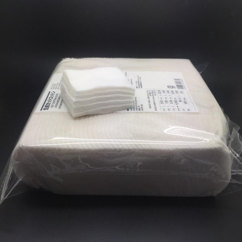 Original Japanese Organic Cotton 180Pcs Huge Vapor Eletronic Cigarettes Vape Cotton For RDA RBA DIY Atomizer Coil Heating