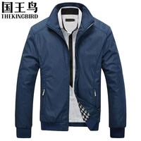 Jacket Men Spring And Autumn Loose Outdoor Jacket Camping Hiking Hunting Fishing Bomber Sport Jackets And