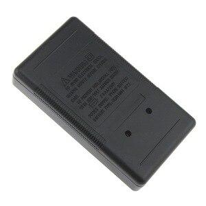 Image 5 - 1 قطعة DT830B AC/DC LCD رقمي متعدد 750/1000V الفولتميتر مقياس التيار الكهربائي أوم تستر عالية سلامة يده متر رقمي متعدد