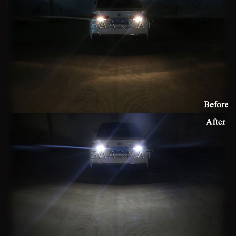 Charming Pair LED T15 W16W 15 SMD CANBUS Backup Reverse Light For Hyundai Genesis  Coupe Sonata For Jeep Grand Cherokee Wrangler Liberty In Signal Lamp From  ...